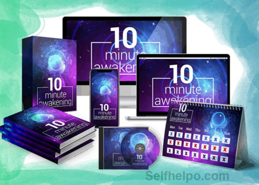 10 Minute Awakening Package of the Product