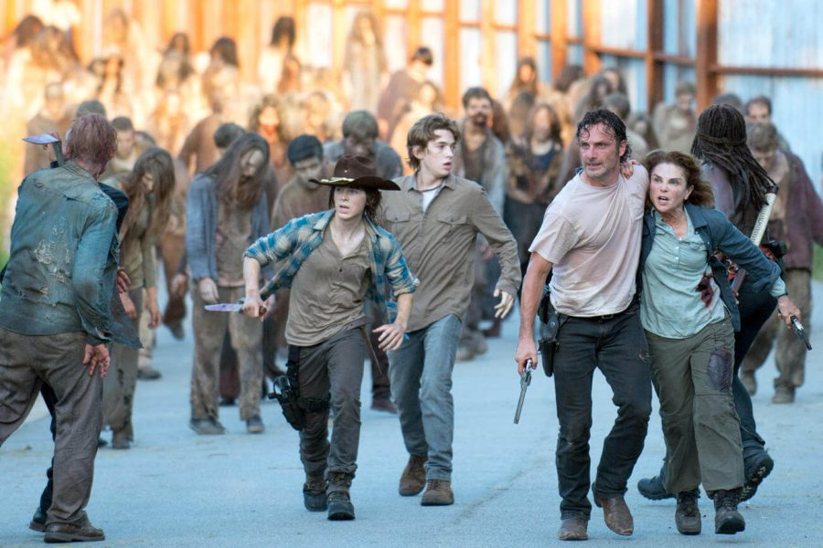 One day we'll all be the walking dead!