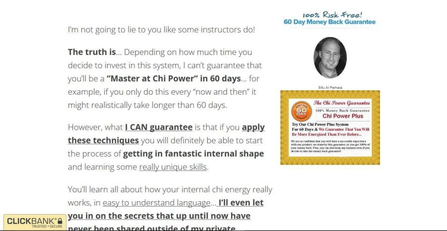 Chi Power Plus Review: How To Grow Your Chi Energy In 10 Days