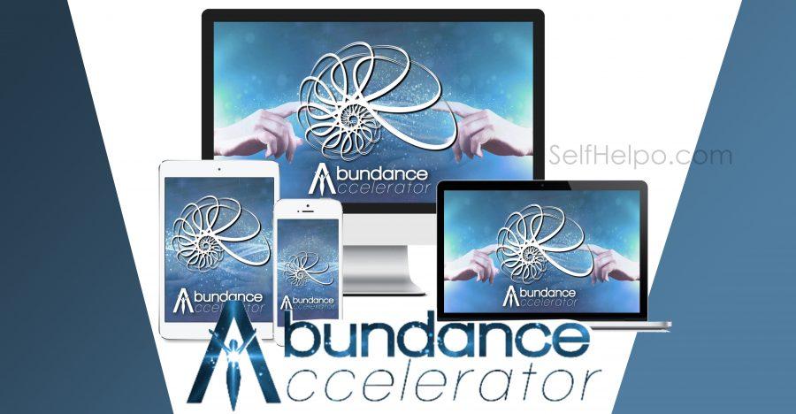 Abundance Accelerator blue white