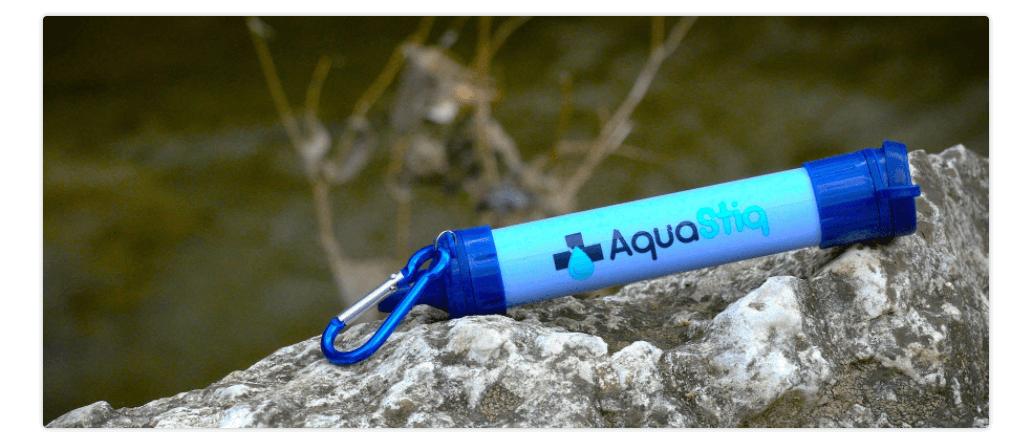 AquaStiq Filter system