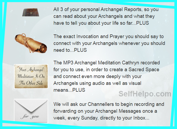Archangel Report Included in the Package