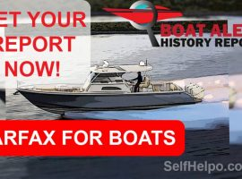 Boat Alert History Report Carfax for Boats