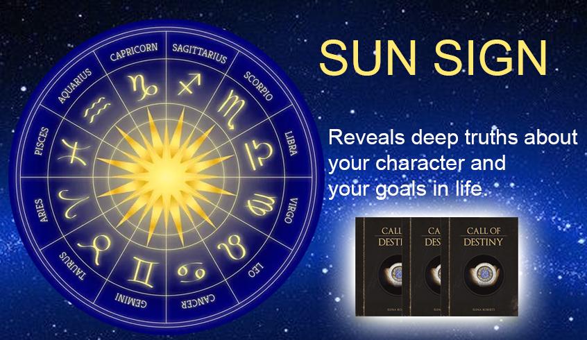 Call of Destiny Sun Sign