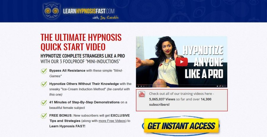Get rid of all your fears using Learn Hypnosis Fast