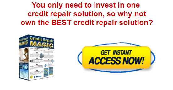 Credit Repair Magic