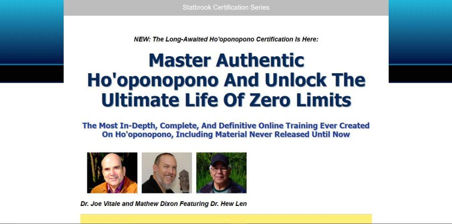 Unlock your ture potential with Ho'oponopono