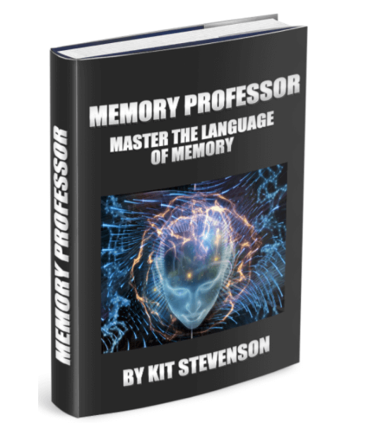Memory Professor book