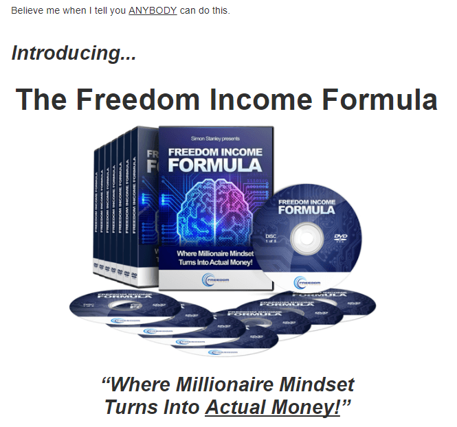 The fortune hidden inside your brain. How to unleash more money every day.