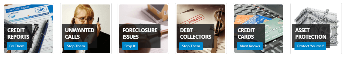What Lies In Your Debt? Stop Them