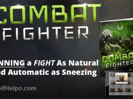 Combat Fighter Winning a Fight