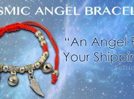 Cosmic Angel Bracelet Angel