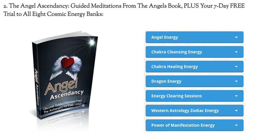 Cosmic Angel Bracelet Digital product