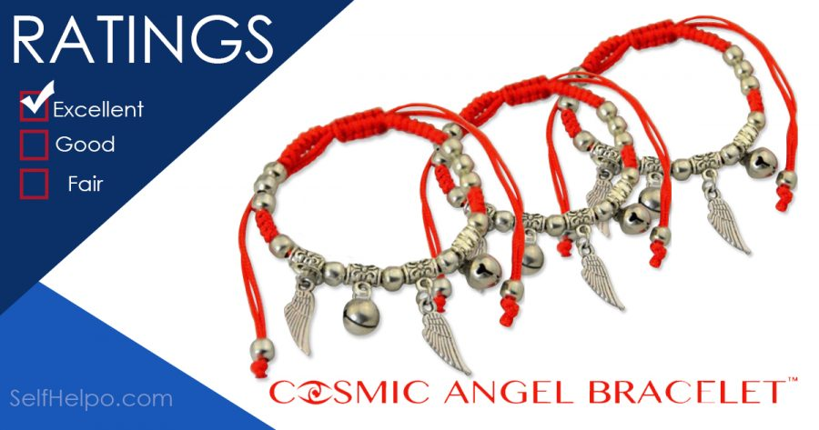 Cosmic Angel Bracelet Ratings