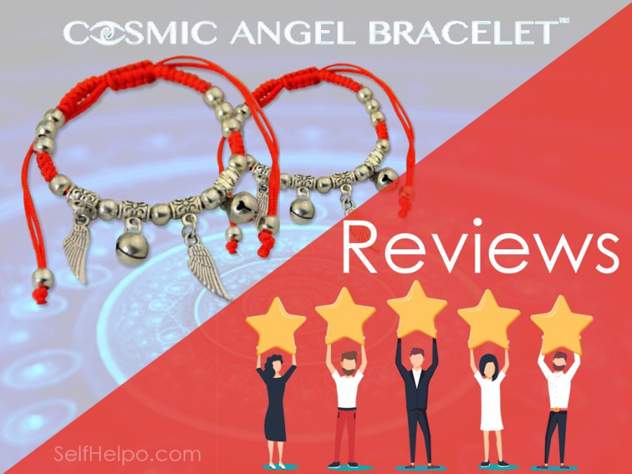 Cosmic Angel Bracelet Reviews