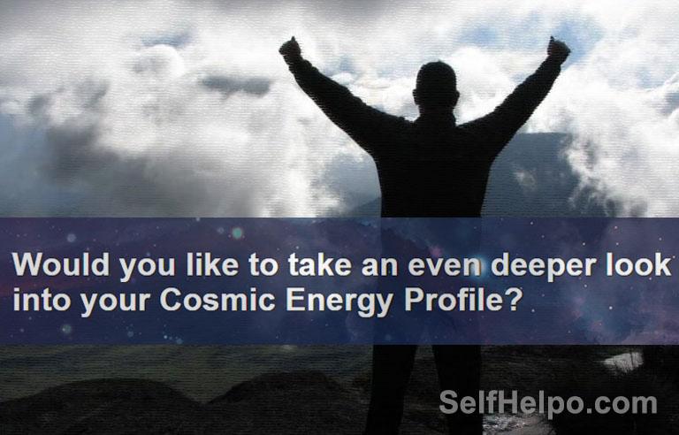 Cosmic Energy Profile Deeper Look deeper on your Profile