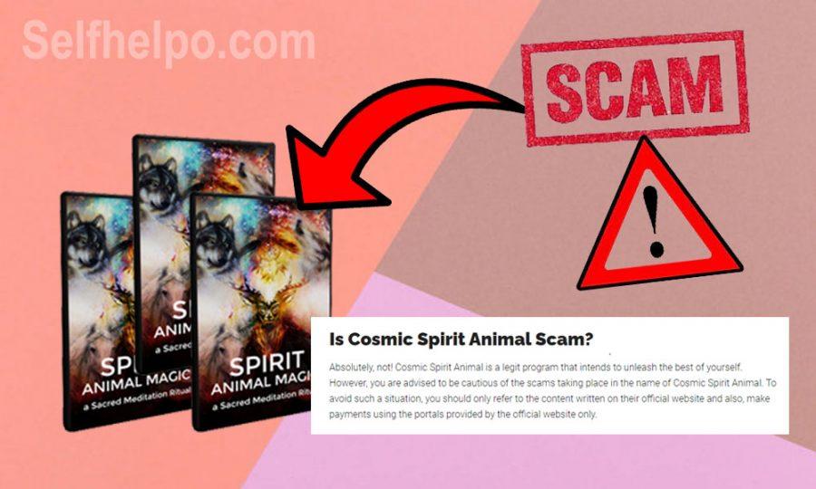 Cosmic Spirit Animal Is it scam
