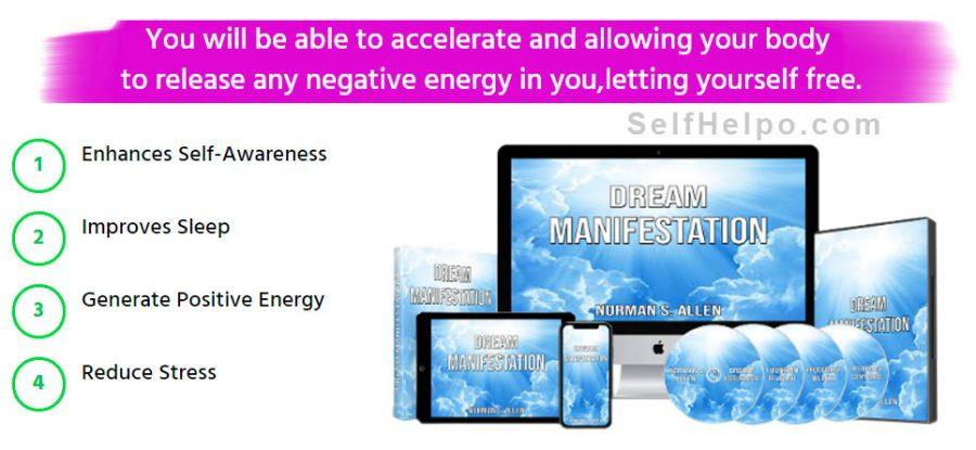 Dream Manifestation Release Negative Energy