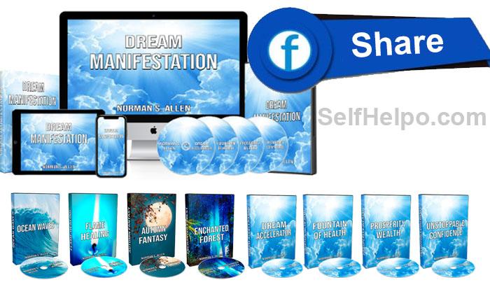 Dream Manifestation Facebook Share