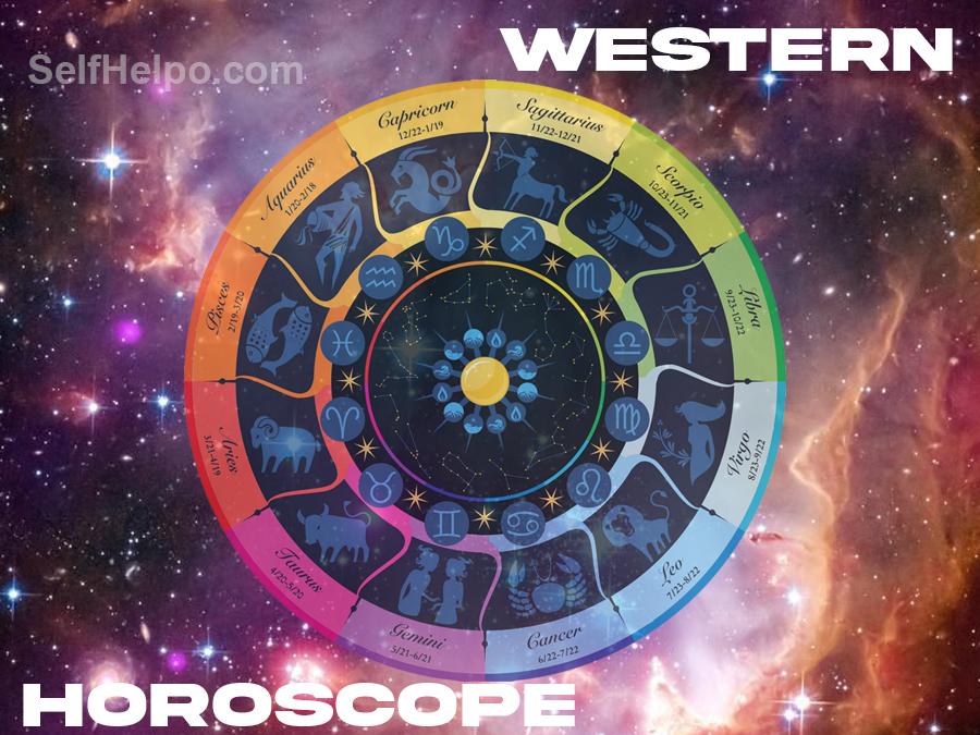 East West Horoscope Western