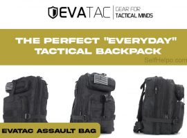 Evatac Assault Bag perfect for Everyday use