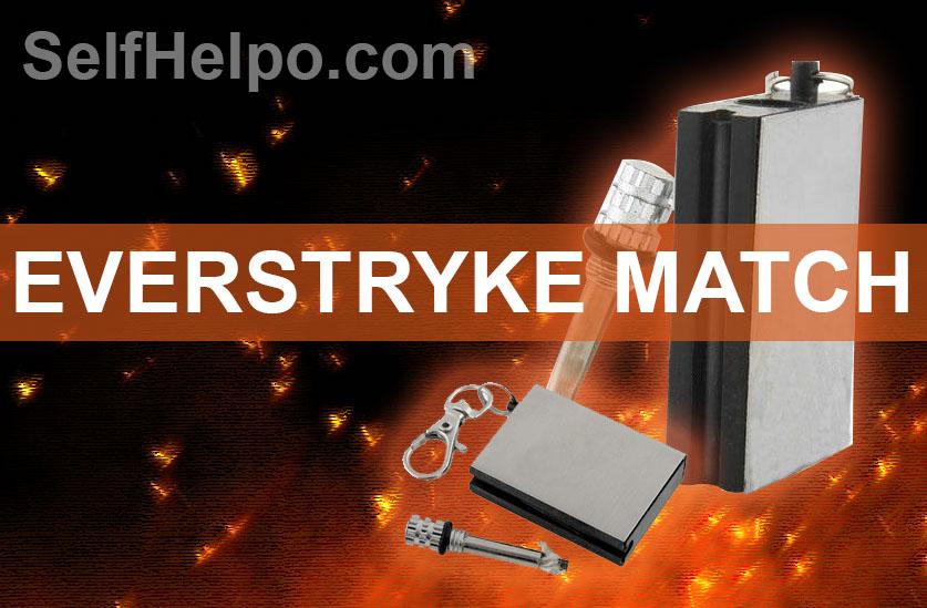 Everstryke Match Fire Background