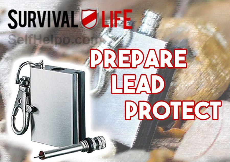 Everstryke Match Prepare Lead Protect