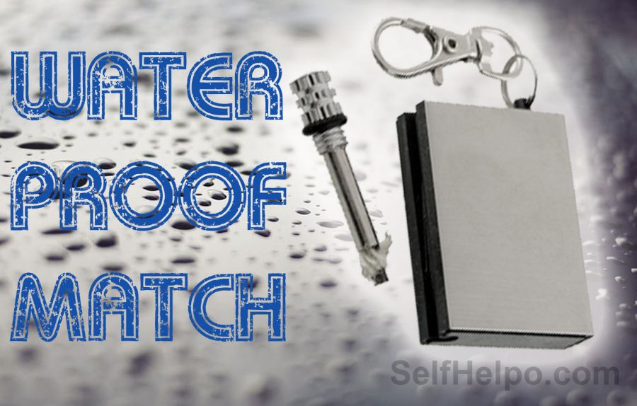 Everstryke Match Waterproof