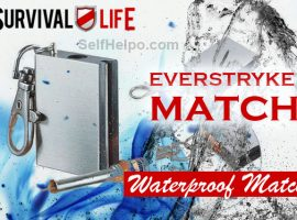 Everstryke Match Your Waterproof Survival Match