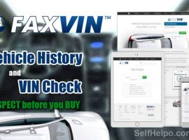 Faxvin VIN Checker and Vehicle History