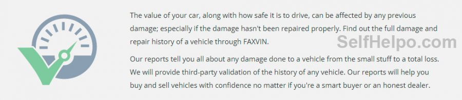 Faxvin Value of your Car