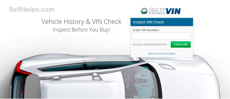 Faxvin Vehicle History
