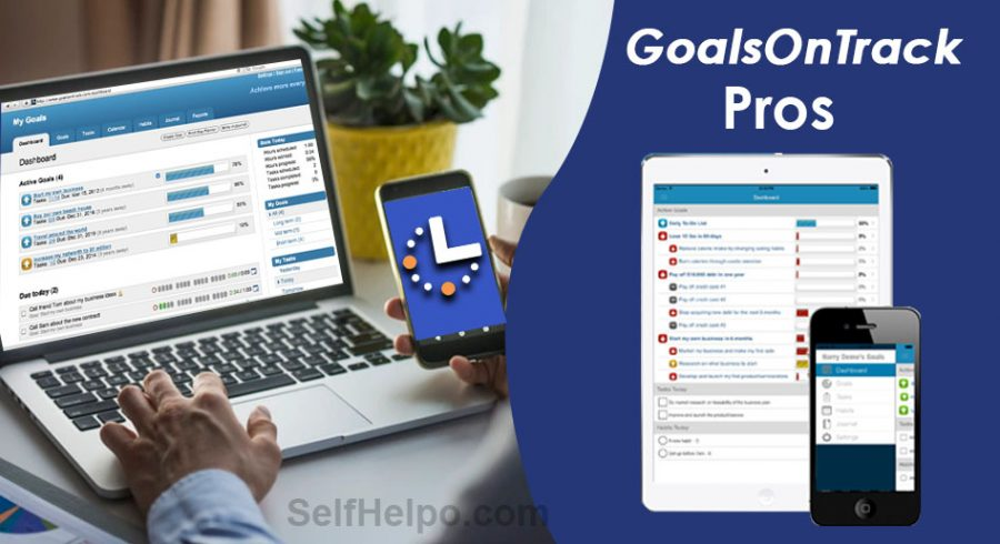 GoalsOnTrack Pros of the Product