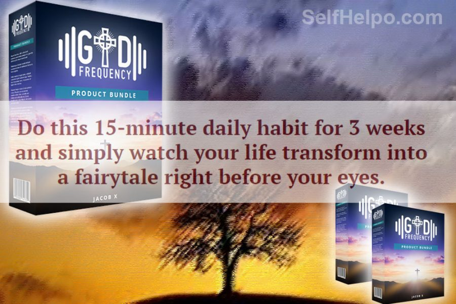 God Frequency 15 Minute Daily Habit