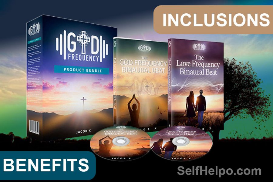 God Frequency Benefits and Inclusions