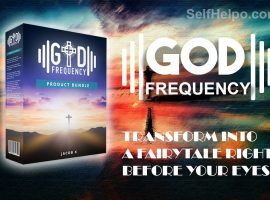 God Frequency Transform into a FairyTale right before your eyes