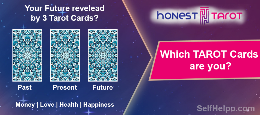 Honest Tarot Which Card are you?