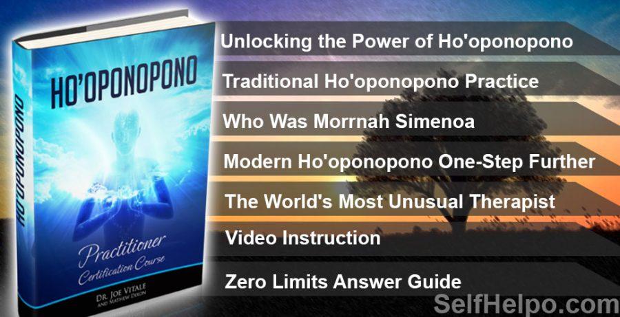 Ho'oponopono Certification Inside the Package