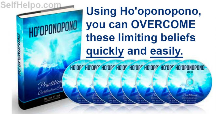Ho'oponopono Certification Overcome Limiting Beliefs