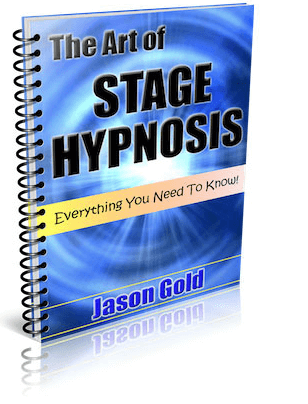 Learn Stage Hypnosis The Art of Stage Hypnosis