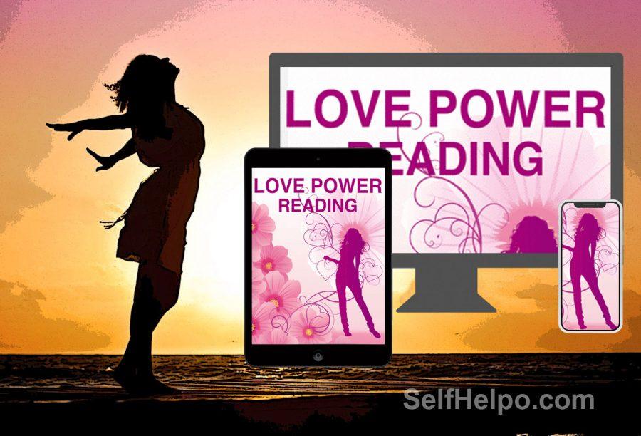 Love Power Reading Inspired