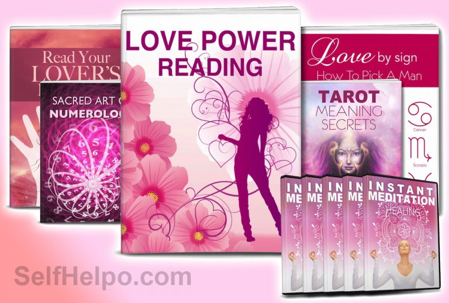 Love Power Reading Package