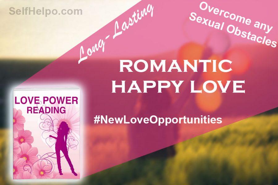 Love Power Reading Romantic Happy Love