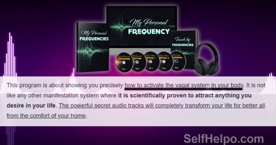 My Personal Frequency Activate the vagal system in your body