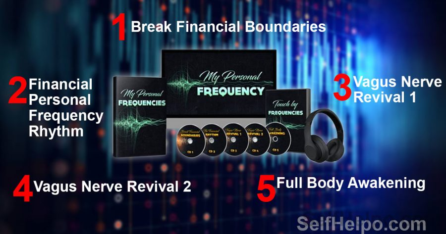 My Personal Frequency Components of the program