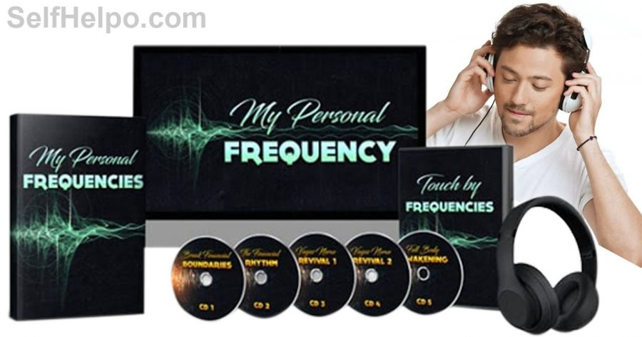 My Personal Frequency Listening on the digital product