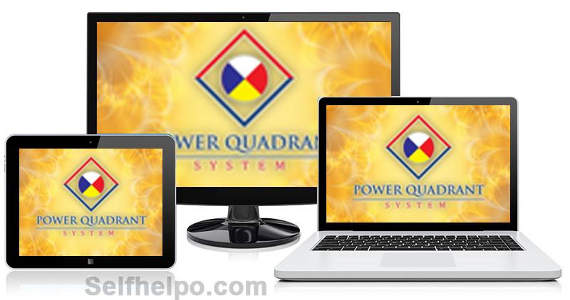 Power Quadrant System Devices Mockups