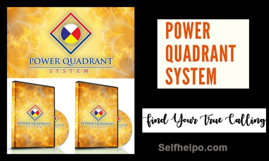 Power Quadrant System Find Your True Calling