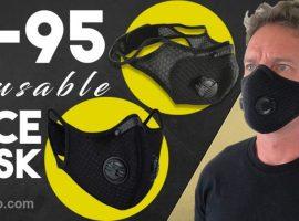 R95 Reusable Face Mask Safe and Convenient