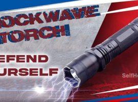 Shockwave Torch Defend Yourself